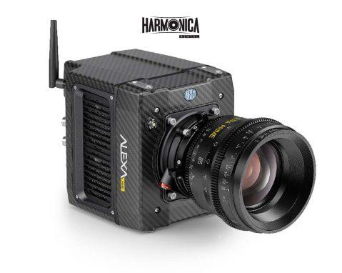 La ARRI Alexa Mini es la mejor cámara de cine del mundo disponible en Harmonica Rental