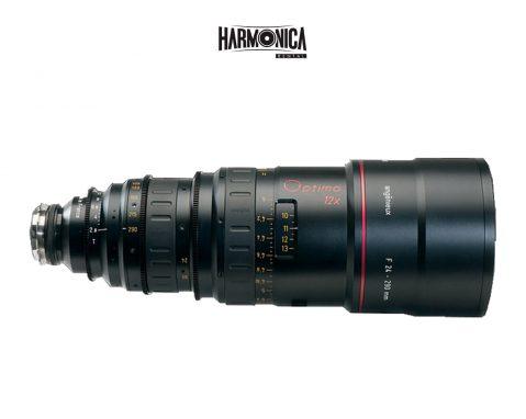 Zoom Angenieux 24-290 mm