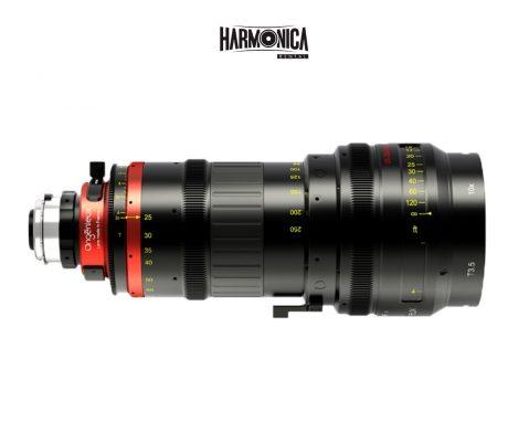 Zoom Angenieux 25-250 mm