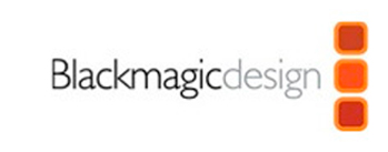 equipos de cine Blackmagic design