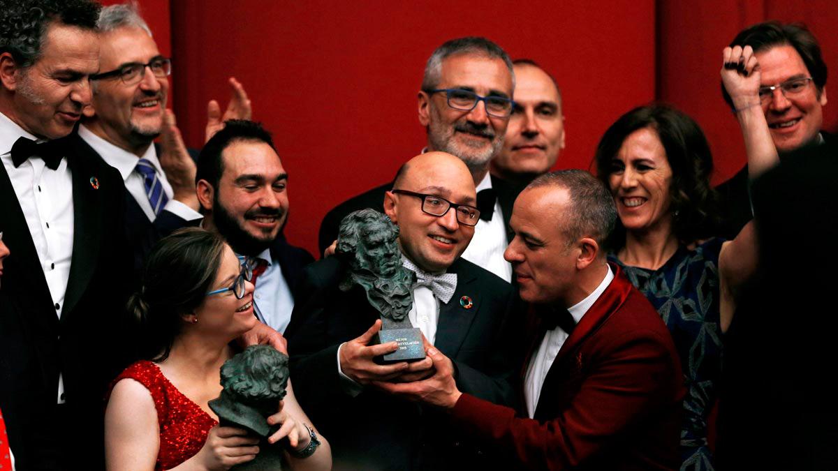 La película Campeones, dirigida por Javier Fesser y ganadora del Premio Goya 2019 a Mejor Película, fue rodada con las cámaras de Harmonica Rental.
